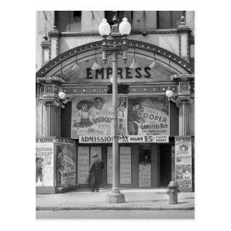 De Bioscoop van de keizerin, 1939 Briefkaart