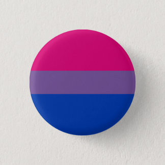 De biseksuele Knoop van de Vlag Ronde Button 3,2 Cm