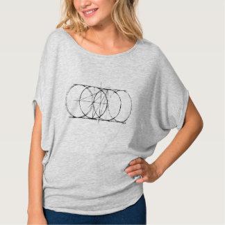 De Blaas Piscis van Artsy T Shirt