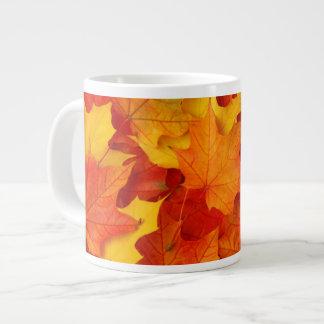 De Bladeren van de herfst Grote Koffiekop