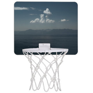 De Blauw van de zomer Mini Basketbalring