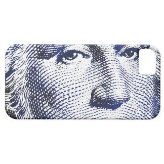 De Blauw van George Washington - iPhoneHoesje Barely There iPhone 5 Hoesje