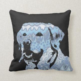 De Blauw van Labrador Sierkussen