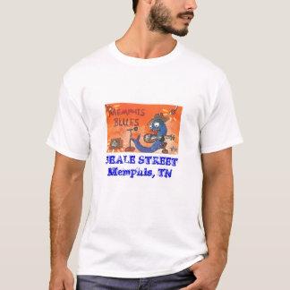De Blauw van Memphis T Shirt
