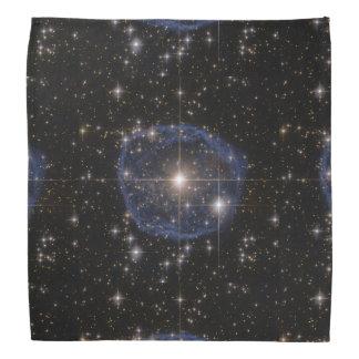 De Blauwe Bel van Hubble Bandana