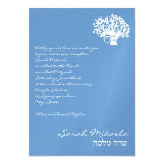 De Blauwe Boom van Sarah Mikaela van de Kaart