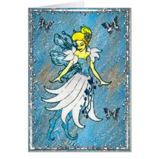 De Blauwe Fantasie van Fairytale Briefkaarten 0