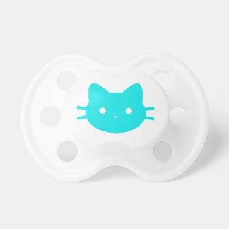 De Blauwe Fopspeen van de Kat van het kat