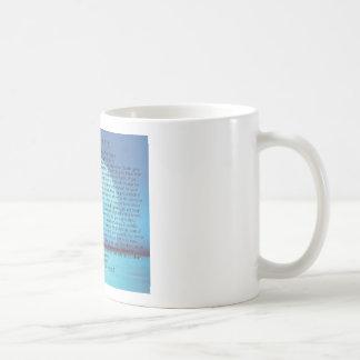 De blauwe Inspiratie van Mug=Daily van de Koffie Koffiemok