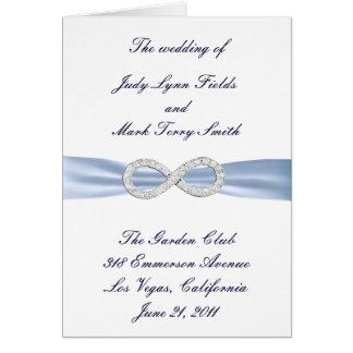 De blauwe Kaart van het Programma van het Huwelijk