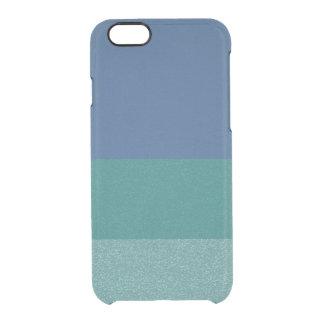 De blauwe Kleuren schitteren het Hoesje van iPhone