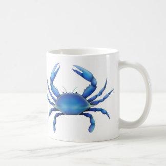 De blauwe Mok van de Krab