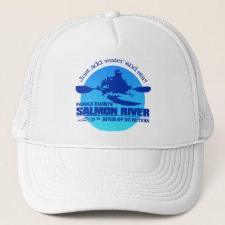 (De Blauwe) Rivier van de zalm Trucker Pet