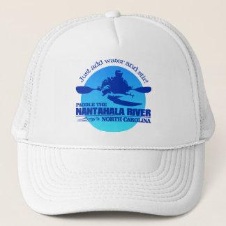 (De Blauwe) Rivier van Nantahala Trucker Pet