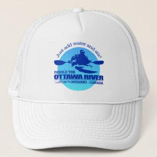 (De Blauwe) Rivier van Ottawa Trucker Pet