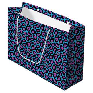 De blauwe & Roze Zak van de Gift van LG van de Groot Cadeauzakje