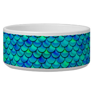 De Blauwe Schalen van Aqua van Falln Voerbakje