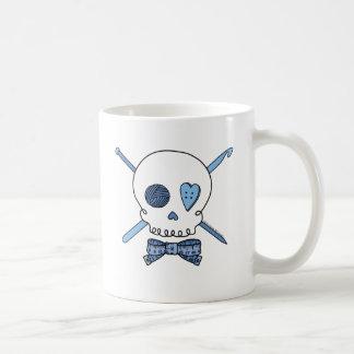 (De Blauwe) Schedel van de ambacht Koffiemok
