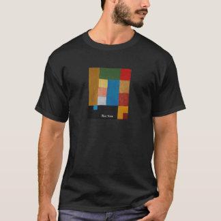 De blauwe T-shirt van de Nota