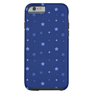De blauwe Taaie dekking van steriPhone, Tough iPhone 6 Hoesje