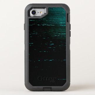 De blauwgroen & Zwarte Reeks van de Verdediger van OtterBox Defender iPhone 8/7 Hoesje
