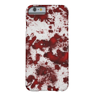 De Bloedvlekken van Falln Barely There iPhone 6 Hoesje