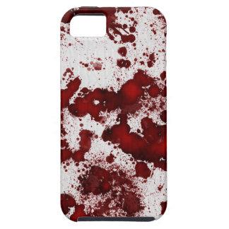 De Bloedvlekken van Falln Tough iPhone 5 Hoesje