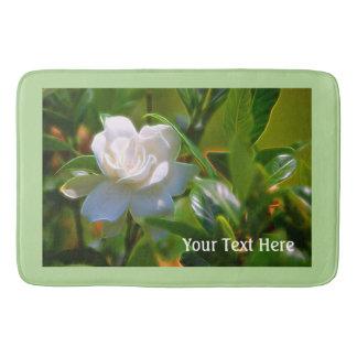 De Bloei van gardenia Badmat