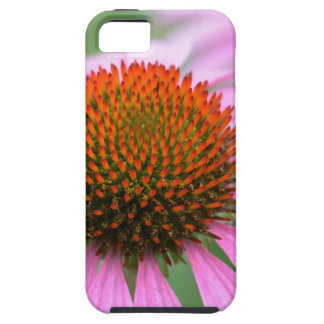 De bloem van de kegel tough iPhone 5 hoesje