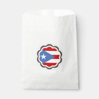 De Bloem van de Vlag van het Puerto Ricaan Bedankzakje