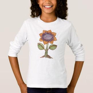 De Bloem van de waterverf T Shirt