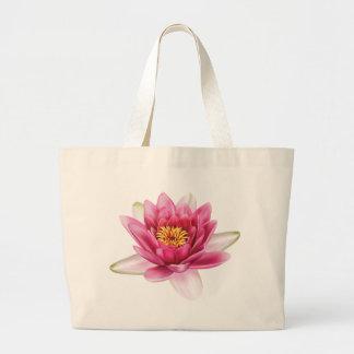 De Bloem van Lotus Jumbo Draagtas