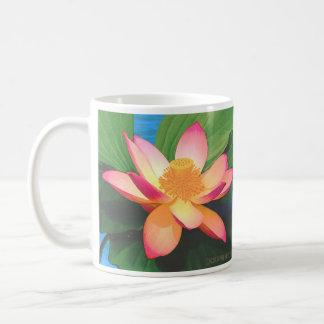 De Bloem van Lotus Koffiemok