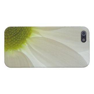 De Bloemblaadjes van de margriet iPhone 5 Cover
