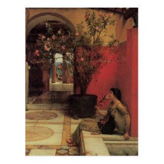 De bloemen Fijne Briefkaarten van de Kunst Wens Kaart