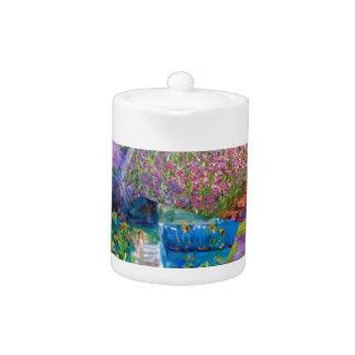 De bloemen in de tuin van Monet zijn uniek