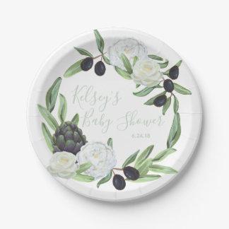 De Bloemen Rustieke en Romantische Gardenia van Papieren Bordje