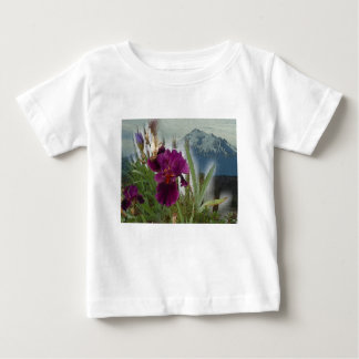 De Bloemen van de berg Baby T Shirts