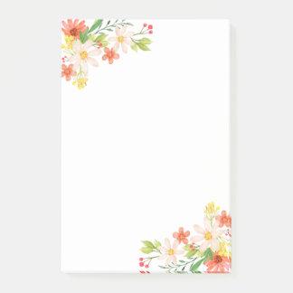 De Bloemen van de lente Post-it® Notes