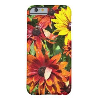 De Bloemen van de Pret van de zomer en de Dekking Barely There iPhone 6 Hoesje
