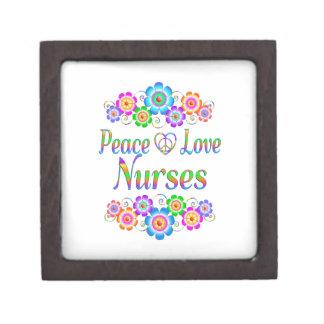 De Bloemen van de Verpleegsters van de Liefde van Premium Decoratie Doosjes