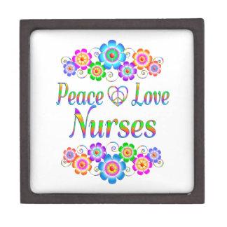 De Bloemen van de Verpleegsters van de Liefde van Premium Juwelen Doos