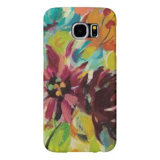De Bloemen van de Vreugde van de herfst Samsung Galaxy S6 Hoesje