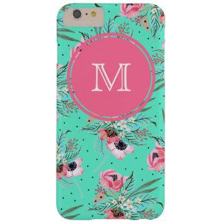 De Bloemen van de zomer - het Gepersonaliseerde Barely There iPhone 6 Plus Hoesje