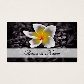De Bloemen van Frangipani Hawaï van Plumeria Visitekaartjes