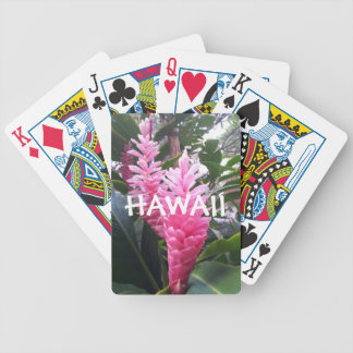 De Bloemen van Hawaï Poker Kaarten