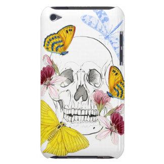 De Bloemen van het skelet iPod Touch Hoesje