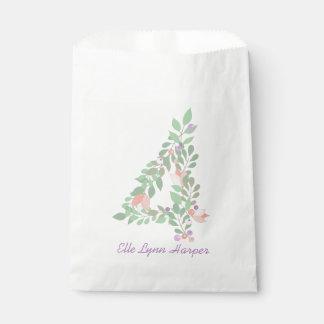 De bloemen Zak van de Verjaardag van Vier | Vierde Zakje 0