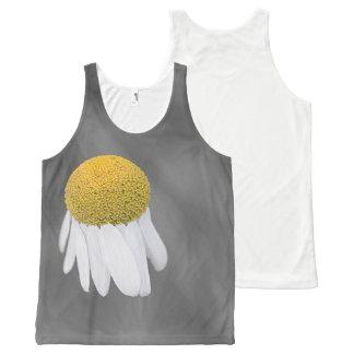 De bloemfoto van Daisy All-Over-Print Tank Top