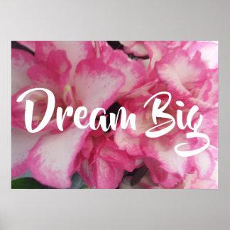 De bloemposter van de Azalea van de droom Groot Poster